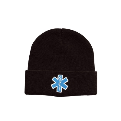 Star Of Life Watch Cap Beanie Hat