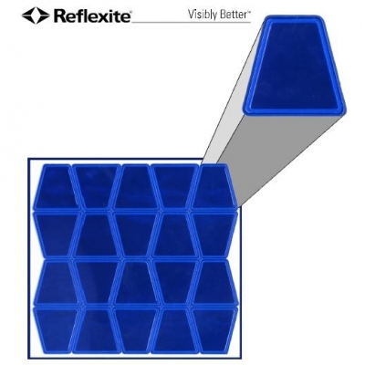 Reflexite Trapezoids Pack of 5 Choose Color