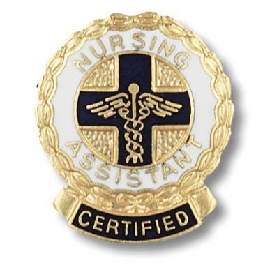 Certified Nursing Assistant Pin