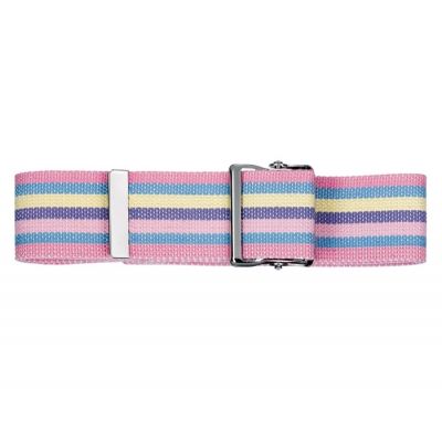 Cotton Gait Belt with Metal Buckle