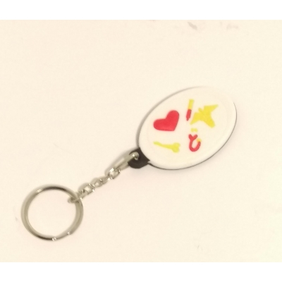 Medical Symbols Key Chain Closeout