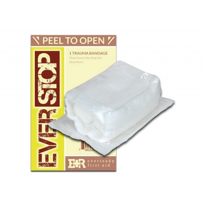 Everstop Blood Stopper Trauma Dressing 4