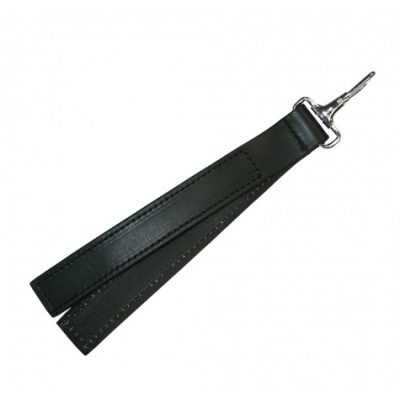 Fireman's Leather Glove Strap