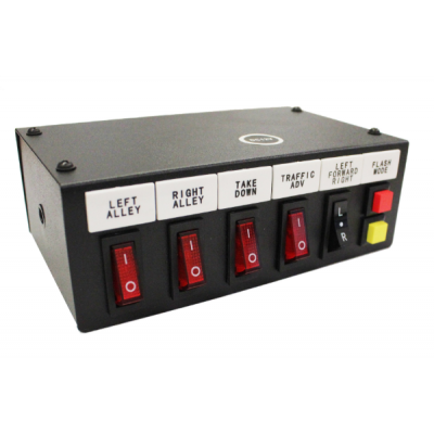 7 Button Control Switch Box