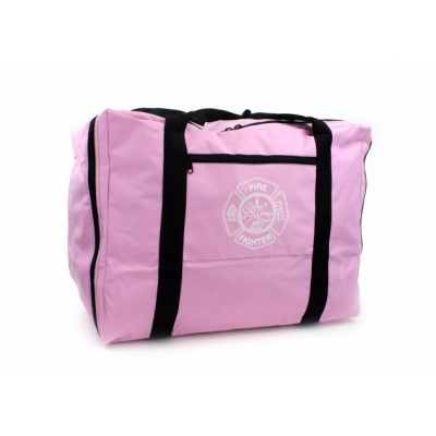 Exclusive Firefighter Turnout Gear Bag Pink