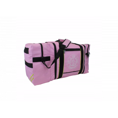 Jumbo Oversized Firefighter Gear Bag Pink