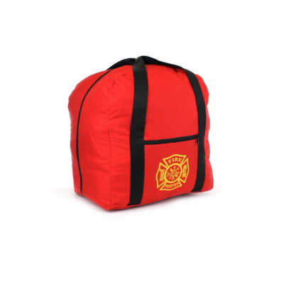 Basic Step in Firefighter Gear Bag