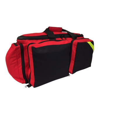 Deluxe Oxygen Trauma Bag Red