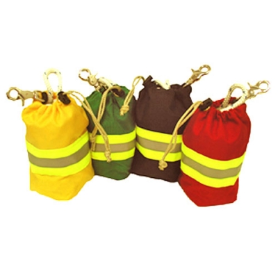 Round Rope Bag Holds 50′ of 8 mm Rope