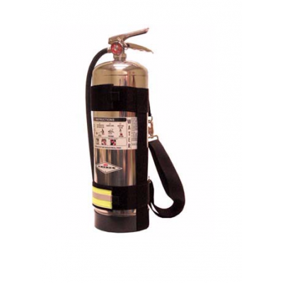 Adjustable Pressurized Water Can Fire Extinguisher Harness
