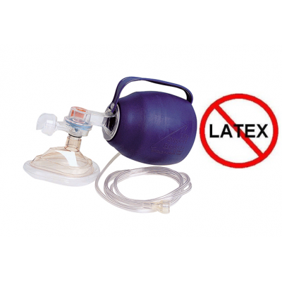 L670 Disposable Manual Resuscitator BVM Bag Valve Mask