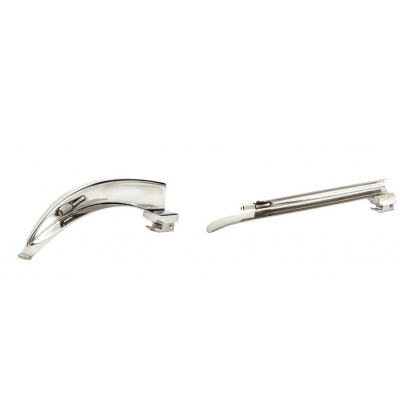 Stainless Steel Laryngoscope Blades
