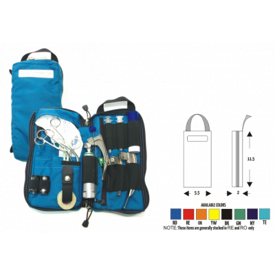 Propak Compact Intubation Kit Teal