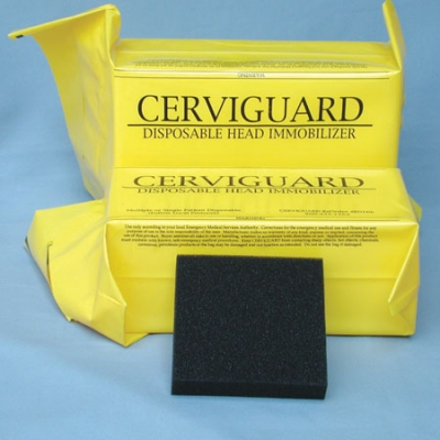 Cerviguard Head Immobilizer Blocks