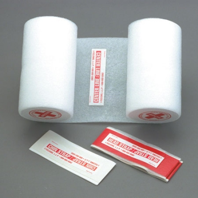 Multi-Grip Head Immobilizers Foam Rolls