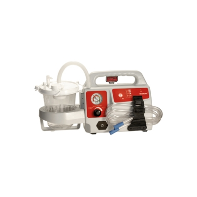 SSCOR VX-2 Suction Unit Portable Rechargeable