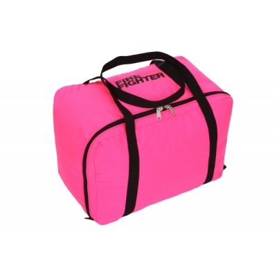 Pink Firefighter Gear Bag