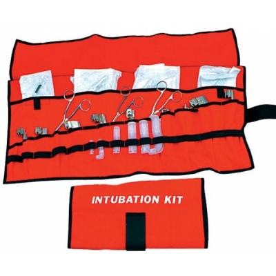 Intubation Kit Roll Up