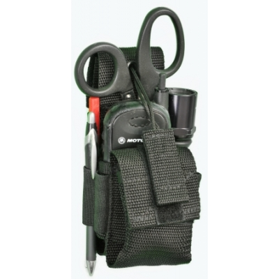 Radio Tactical Light Combo Pouch