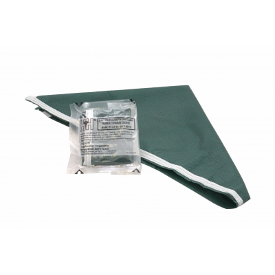 Dry Sterile Burn Dressing and Combat Cravat