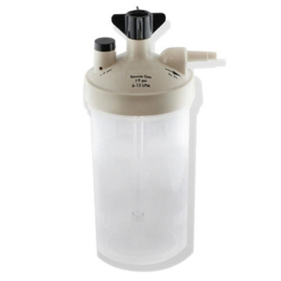 Bubble Humidifier for Oxygen High Flow 15LPM