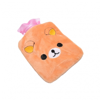 Hot Water Bottle Plush Bear Child Peds