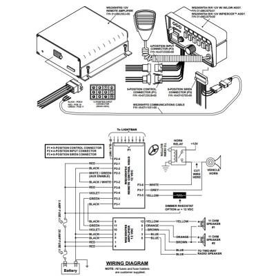 whelen 295hfs4 wiring diagram model schematic diagrams whelen strobe light wiring whelen power harness plug cable 12 pin 295hfs4 led light bar wiring diagram for truck whelen 295hfs4 wiring diagram model