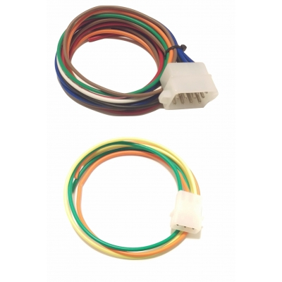 Whelen Power Harness Plug Cable 12 & 3 Pin SCCF85