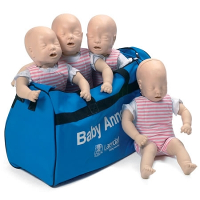 Baby Anne CPR Training Manikins