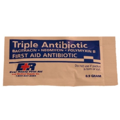 Triple Antibiotic Ointment .9g Packet