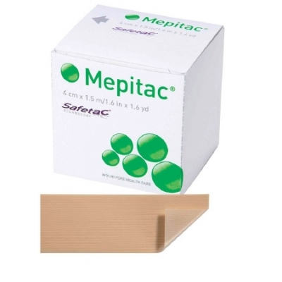 Medical Tape Mepitac® Skin Friendly Silicone
