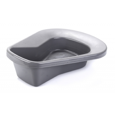 Stackable Bedpan Graphite