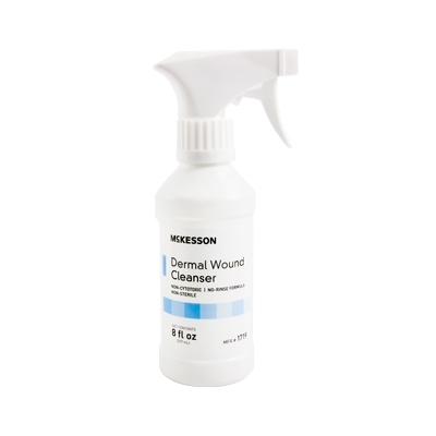 Dermal Wound Cleanser 8 oz. Spray Bottle