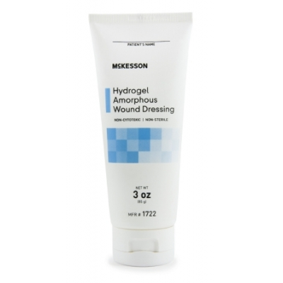 Hydrogel Amorphous Dressing Hydrogel 3 oz.