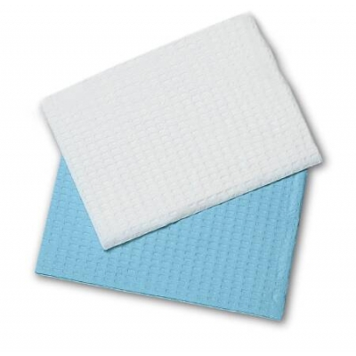 Procedure Towel 13 X 18 Inch Blue Pack of 10