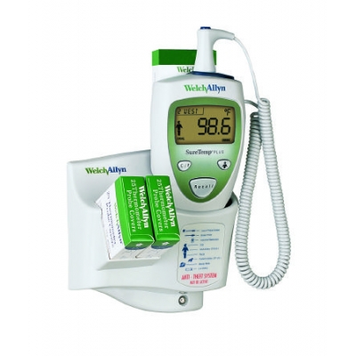 Digital Oral / Axillary Thermometer SureTemp® Plus 690 Wall Mount