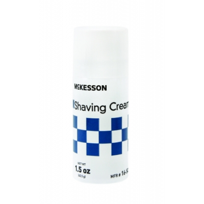 Shaving Cream 1.5 oz. Aerosol Can