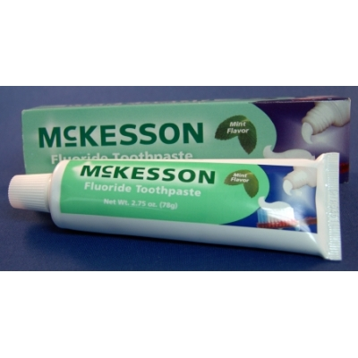 Toothpaste Mint Flavor 1.5 oz. Tube