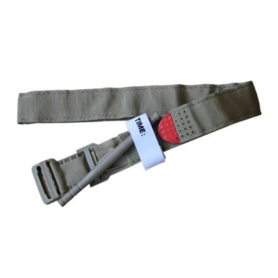 Combat Application Tourniquet CAT Tactical One Hand Grey