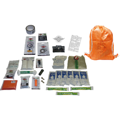Bug Out Emergency Bag Survival Disaster Kit