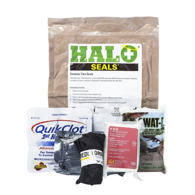 Police Blowout Kit, Bagged