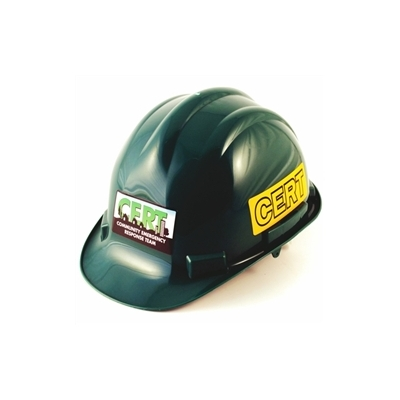 Deluxe CERT Hard Hat 4 Point Suspension