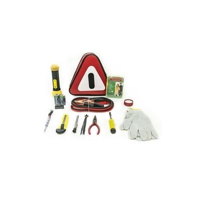 Roadside Emergency Kit - 29 Piece