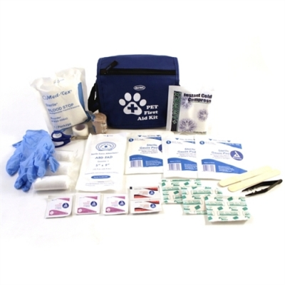 PET Emergency First Aid Kit Standard Dog Cat Etc