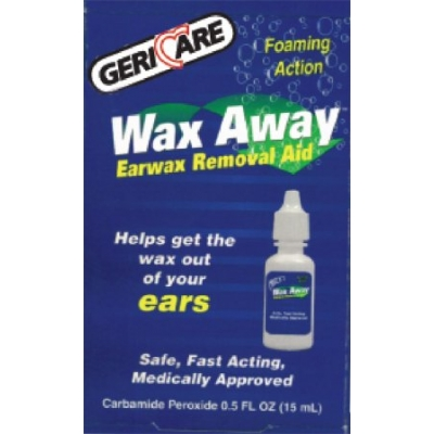 Earwax Removal Aid 0.5 oz. Liquid Carbamide Peroxide