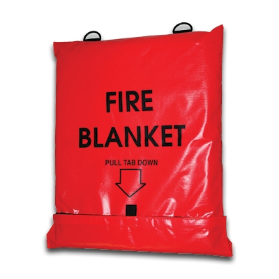 Fire Blanket Storage Bag