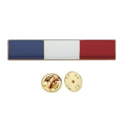 Commendation Bar Red White & Blue