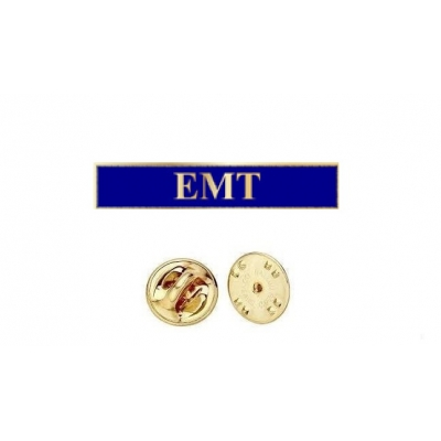 Commendation Bar EMT Emergency Medical Technician