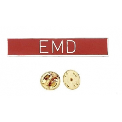 Commendation Bar EMD Emergency Medical Dispatch