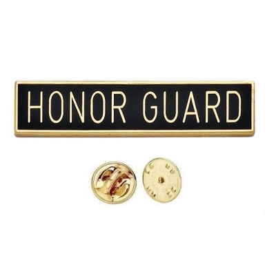 Commendation Bar Honor Guard